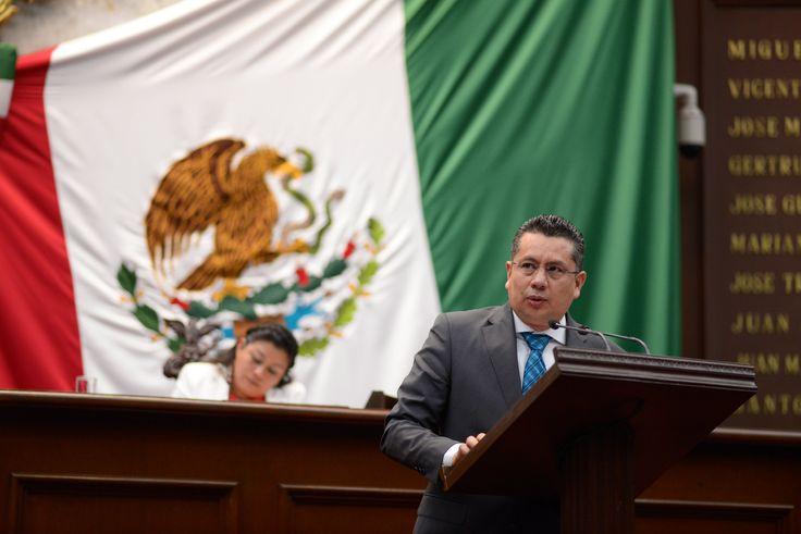 El diputado del PANinstó a la implementación de mejores estrategias en salud para enfrentar las alertas sanitarias como la influenza AH1N1, entre otros virus – Morelia, Michoacán, 7 de abril ...