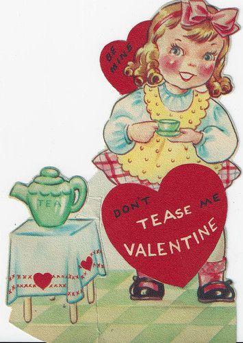 1378 Best Vintage Valentine Images On Pinterest Post