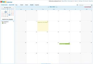 The 6 Best Free Online Calendars: Zoho Calendar