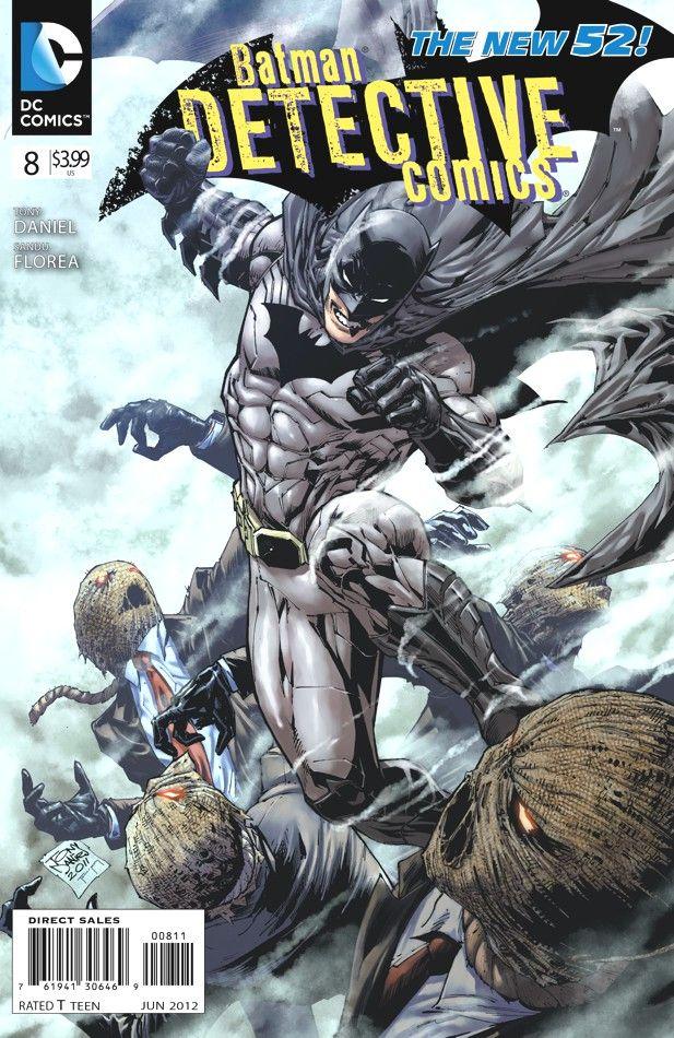 Comic Book Review: 'Detective Comics' #8
