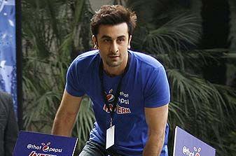 Ranbir Kapoor, the gatecrasher steals the show at IPL auction - Hindustan Times