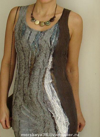 """Платья ручной работы. Ярмарка Мастеров - ручная работа """"Wood fairy"""". Handmade."""