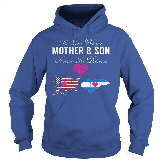 The Love Between Mother Son - United States - Honduras - #tshirts #hoodies for men. GET YOURS => https://www.sunfrog.com/States/The-Love-Between-Mother-Son--United-States--Honduras-Royal-Blue-Hoodie.html?60505