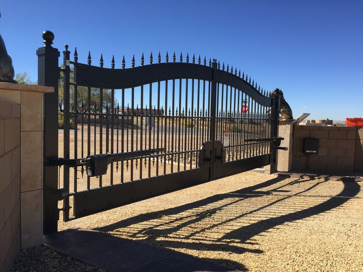 Best driveway gates popular and classic styles images