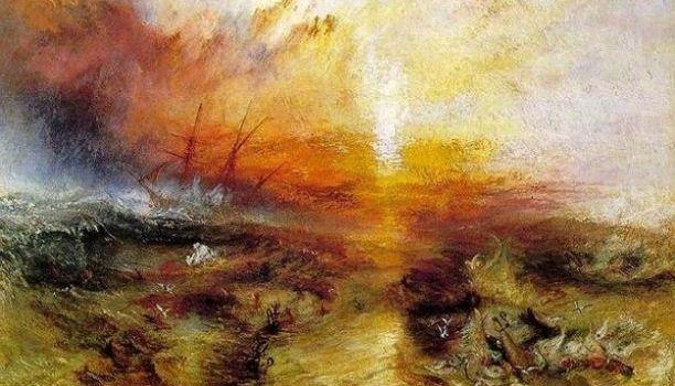 William Turner, il pittore del Sublime William Turner, pittura, arte libreriamo.it