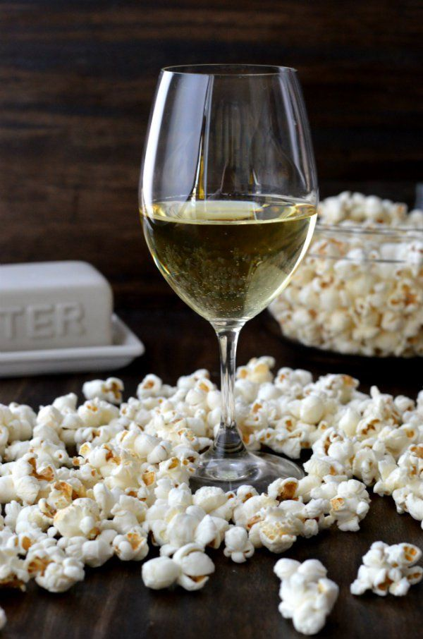 What Wine Should You Pair with Popcorn? The perfect popcorn wine pairing.