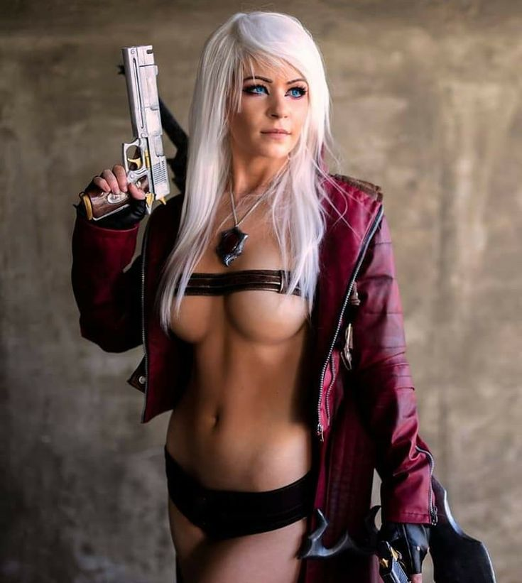 Foto Cosplay Devil May Cry Female Version Pornpics 1
