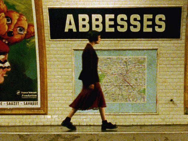 『アメリ』のブーツ(2001年)