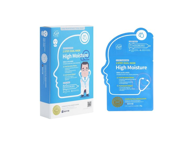 HIGH MOISTURE FACE MASK - Dermatology TEST Completed and created from a company with over 20 years of skin care experience.