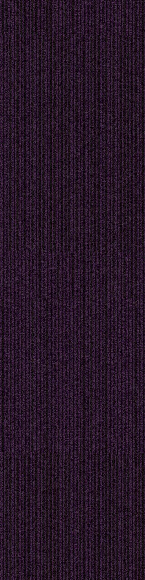 Interface carpet tile: On Line Color name: Purple