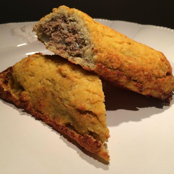 Broodloos Brabants worstenbroodje