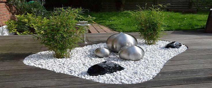 Wasserspiele garten Gartengestaltung Pinterest Wasserspiel - wasserspiel stein garten