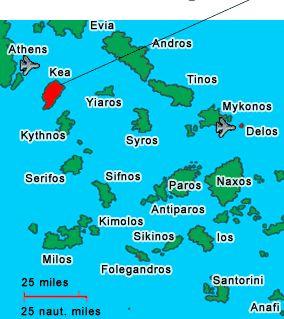 Kea Yacht Charters | Greece Yachts