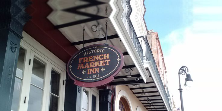 French Quarter Hotel in New Orleans | French Market Inn | On Decatur