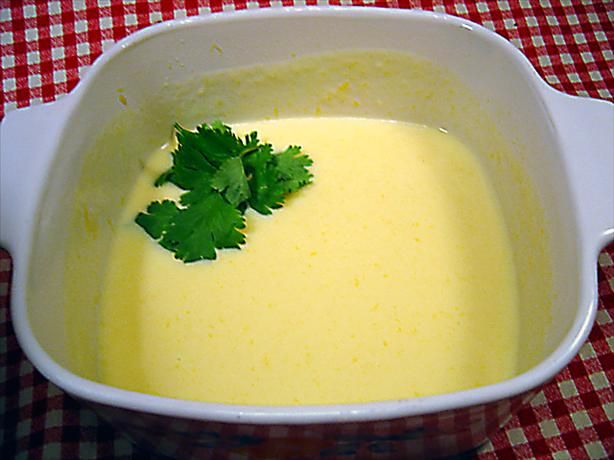 Microwave Cheese Sauce from Food.com:   								So easy and fast to make in the microwave, you won't believe it! Goes great on vegetables, baked potatoes, nacho chips, etc.