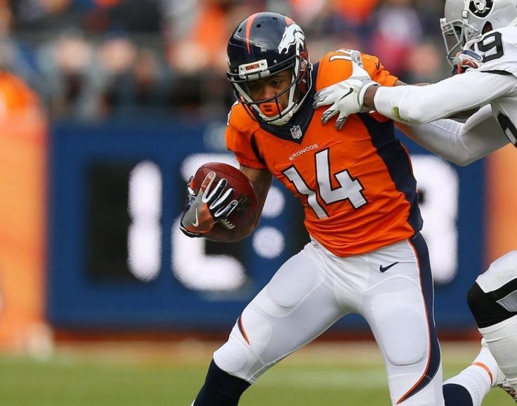 With the Denver Broncos fielding a crowded receiving corps entering training camp, ESPN Broncos reporter Jeff Legwold said he believes Cody Latimer might be on the hottest seat in the group.