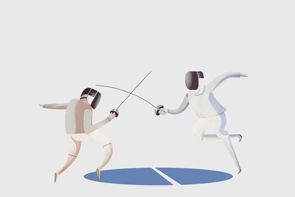 Os divertidos Google Doodles das olimpíadas de 2016   Design Culture