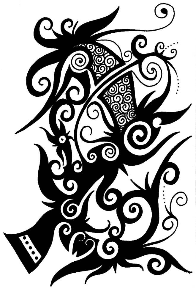best 25 iban tattoo ideas on pinterest michael x tyler saint and borneo tattoos. Black Bedroom Furniture Sets. Home Design Ideas