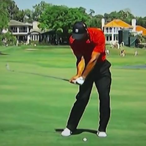 The golf club release is the most important part of the golf swing, it's the part where you hit the golf ball! It's also the part of the swing that is least well understood by amateur golfers, and where all but the very best golfers have most room for improvement. The release is the very essence of a great golf swing.