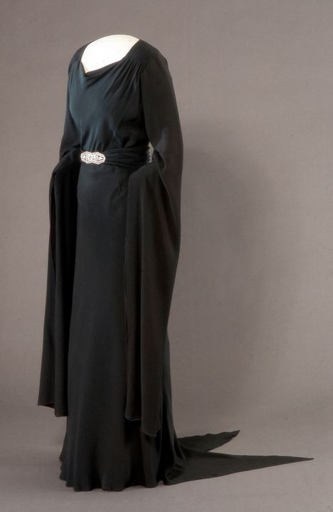 1930 formal dress
