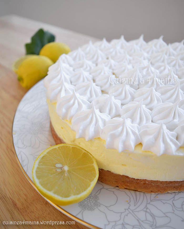 Un gâteau au citron délicieusement acidulé, appelé gâteau nuage car il est très léger et donne l'impression de déguster un nuage. Très présent ces derniers temps sur la blogosphère, c…