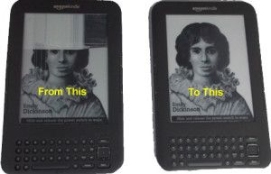 Repaired Kindle Keyboard screen by http://www.amazonkindle3keyboardrepairs.com/
