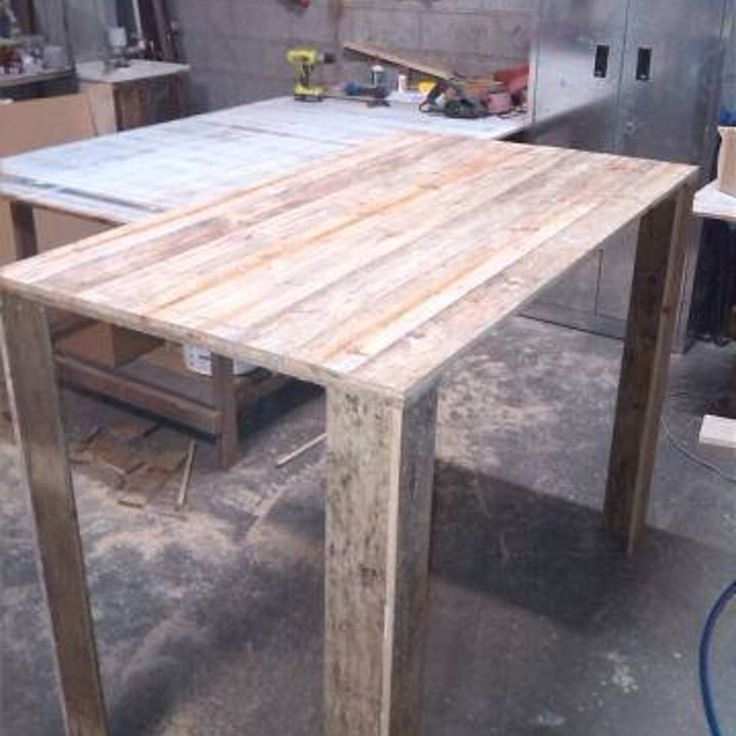 Kitchen Island Out Of Pallets 49 best pallet breakfast bar images on pinterest | home, kitchen