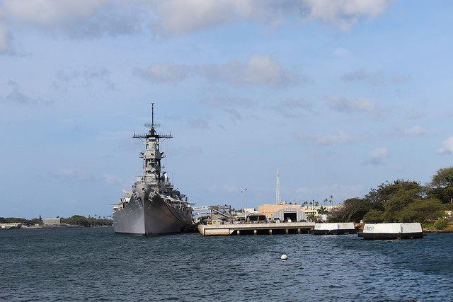 Pearl Harbor Memorial Park