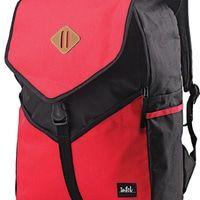 Tas Sekolahan D 300 Bmw Merah Hitam Laptop  ICO 34