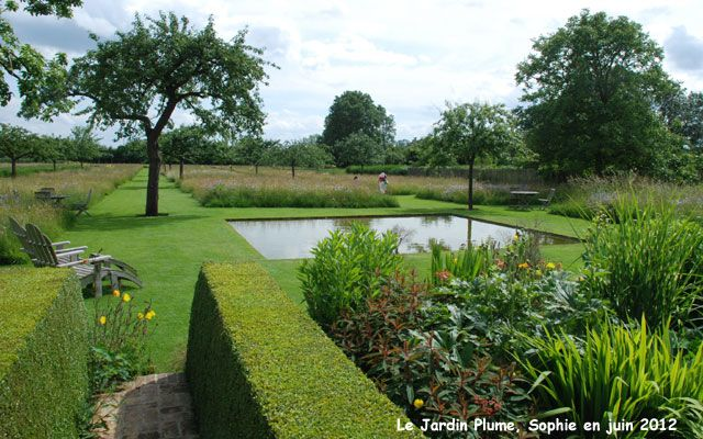 17 best images about gardens to visit le jardin plume on for Le jardin plume 76