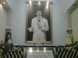 Doctor Jose Gregorio Hernandez: Beato Jose Gregorio Hernandez