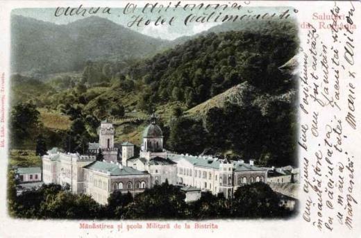 BU-F-01073-5-00253-2 Mănăstirea Bistriţa din judeţul Vâlcea, s. d. (sine dato) (niv.Document)