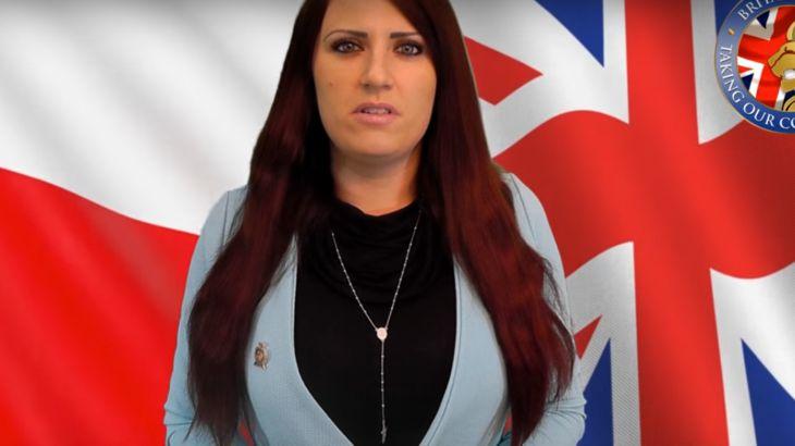 """""""Zbliża się wojna domowa w Wielkiej Brytanii!"""" – Jayda Fransen z Britain First [WYWIAD] – Jacek Międlar"""