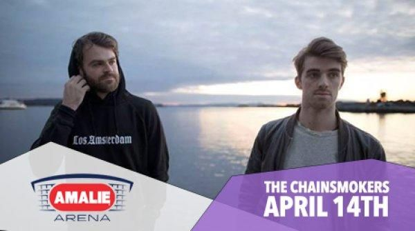 I just entered to win tickets to The Chainsmokers Memories Do Not Open Tour!   http://ulink.tv/140644-20klwe_link