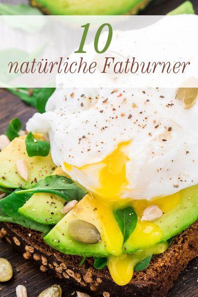 Diese natürlichen Fatburner lassen sich ganz einfach in den Speiseplan einbauen und kleine Pölsterchen schmelzen