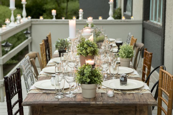 Essential Ingredients for Hosting the Perfect Outdoor Dinner Party - ZornPhotography
