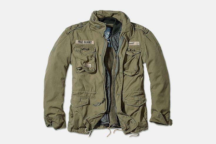 Brandit M-65 Field Jacket | Tactical Clothing