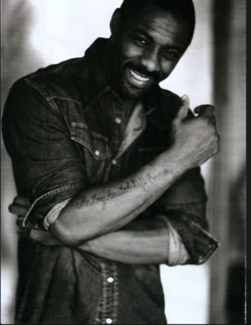 Idris Elba--Stocker Pentecost, John Luther...all around amazing actor!
