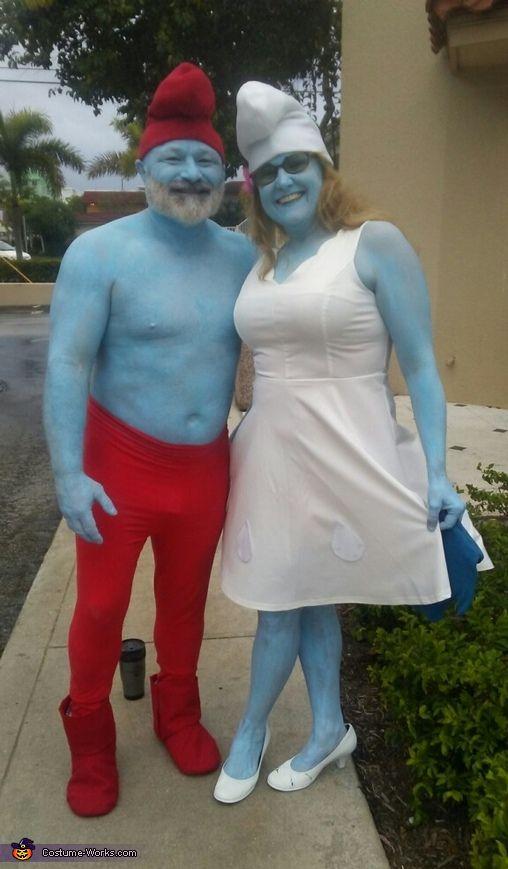 Best 25 Smurf Costume Ideas On Pinterest Smurfs
