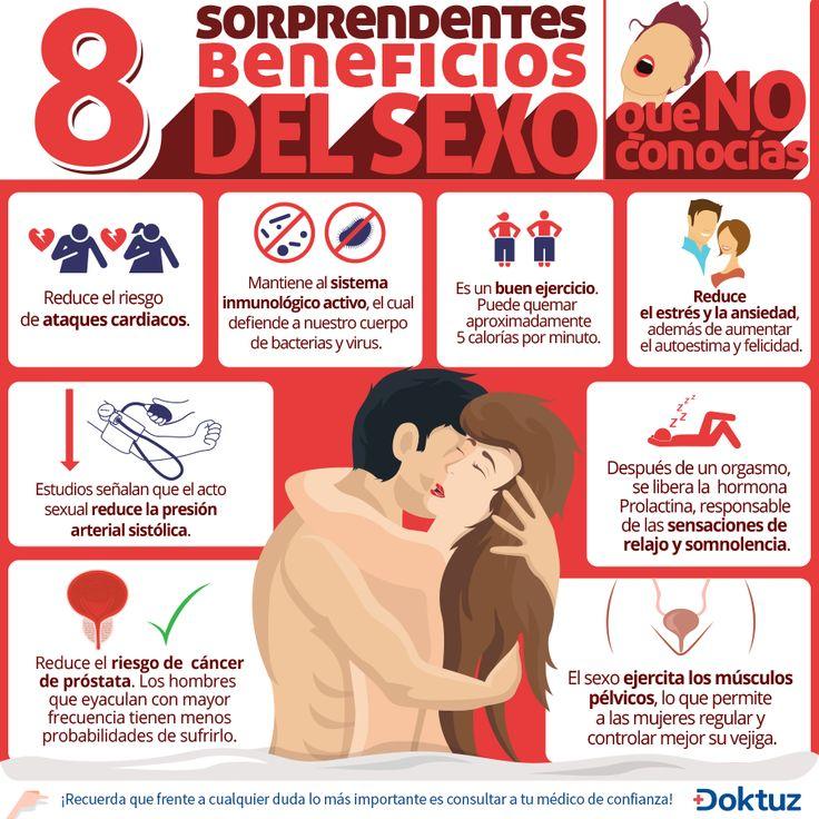 8 sorprendentes beneficios del sexo que no conocías | https://www.facebook.com/pages/Questo-lo-riciclo-ti-Piace-LIdea/326266137471034