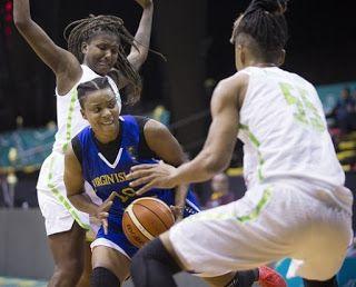 Blog Esportivo do Suíço:  Seleção feminina perde para Ilhas Virgens na Copa América de basquete