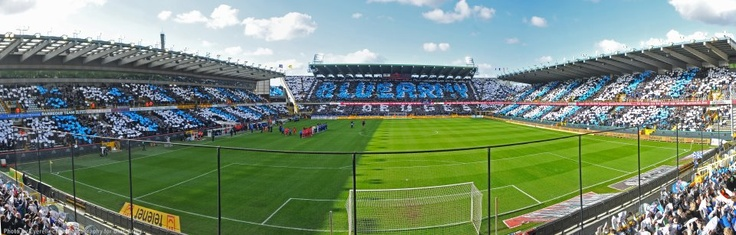 Tifo Club Brugge - KAA Gent