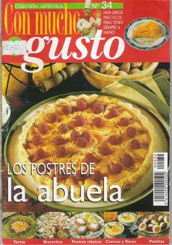 Los postres de la abuela - Meapunto Mariajo - Álbumes web de Picasa