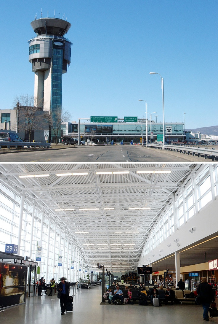Aeroporto Quebec City : Best international airport ideas on pinterest