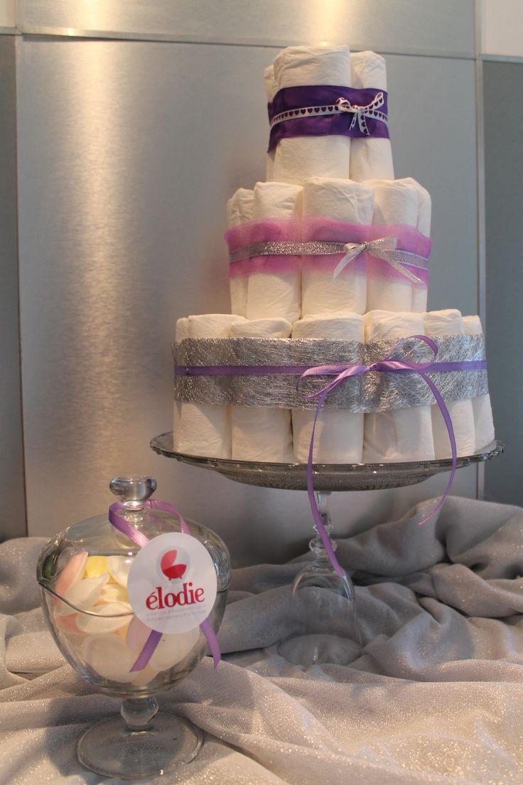 Le gâteau de couches...