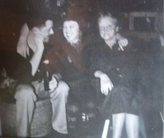 Betty, Don and Sydney