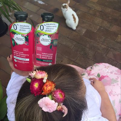 Fabulous and Fun Life. Herbal Essences Bio:Renew Naked Clean White Strawberry & Mint Shampoo & Conditioner leave hair so soft, free flowing, clean & healthy! They contain no parabens, no colourants & no gluten. Click on this pin to find out more!