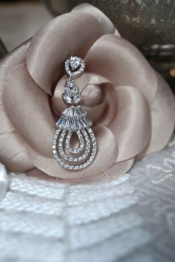 125 best Wedding Jewellry images on Pinterest   Rhinestones, Art ...