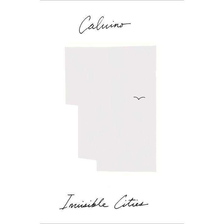 Invisible Cities _ Italo Calvino