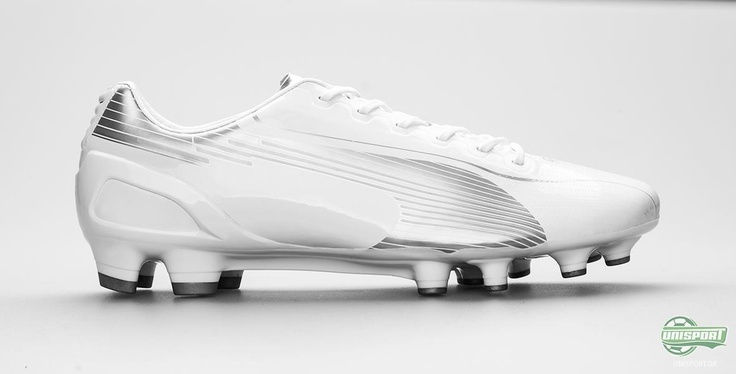 Puma - evoSPEED 1 White/Silver